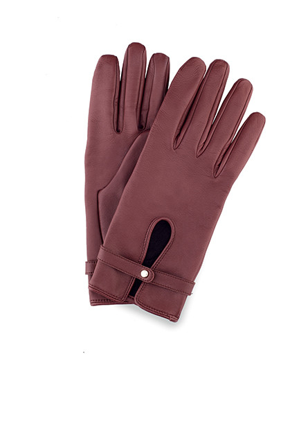 Перчатки, Lancel,15200 руб.