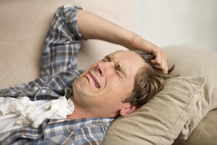 Фото №1 - Каждый четвертый мужчина страдает от аналога ПМС