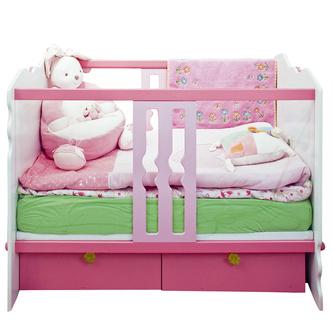 Фото №3 - Кроватка для малыша