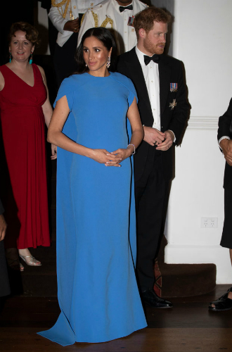 Фото №4 - Как Мелания Трамп симпатизирует герцогине Сассекской