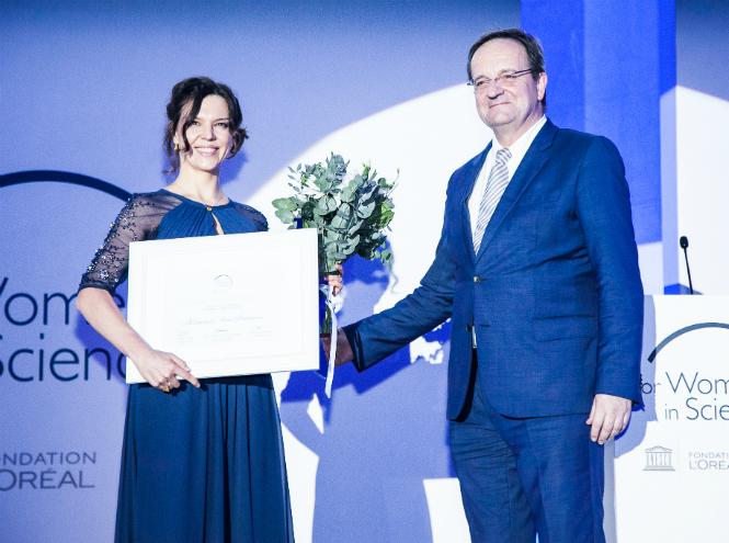 Фото №2 - L'oreal и Unesco назвали самых талантливых и перспективных женщин-ученых России