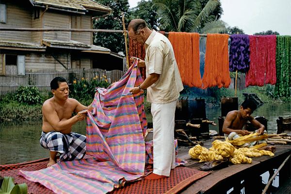 Фото №5 - Американский король тайского шелка