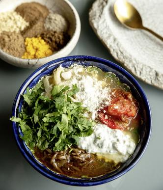 Фото №3 - Остаться на бобах: рецепт иранского супа аш реште