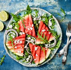 Салат, джем и еще 20 оригинальных блюд из арбуза
