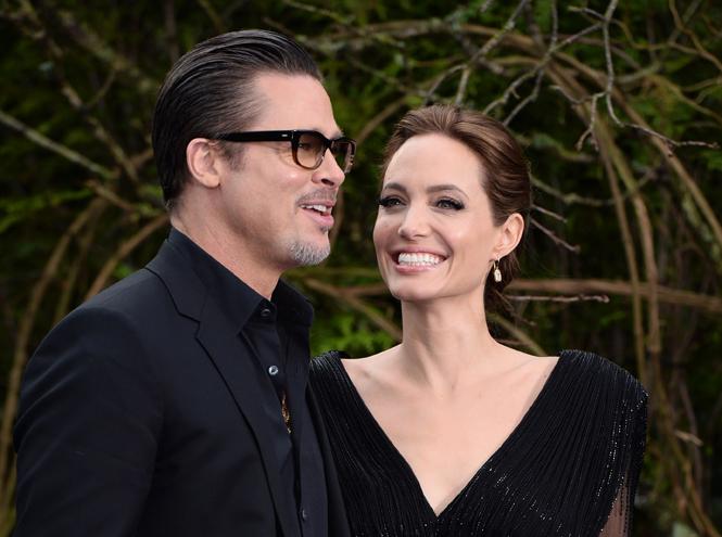 Фото №10 - Астропсихолог: разведутся или нет Анджелина Джоли и Брэд Питт