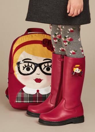 Фото №15 - Модные школьники: детская коллекция Dolce&Gabbana осень-зима 16/17