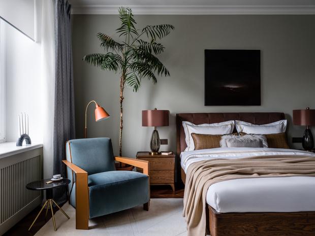 Фото №8 - 10 правил для создания спальни класса люкс