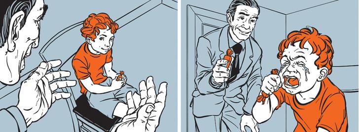 Фото №3 - Горькая правда: Когда у человека появляется совесть