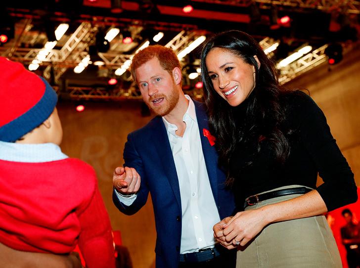 Фото №1 - Принц Гарри и Меган Маркл отметили Новый год не там, где все ожидали