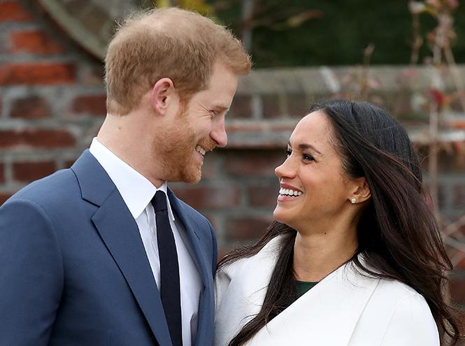 Фото №1 - Язык тела: принц Гарри демонстрирует большую любовь, а его невеста – уверенность