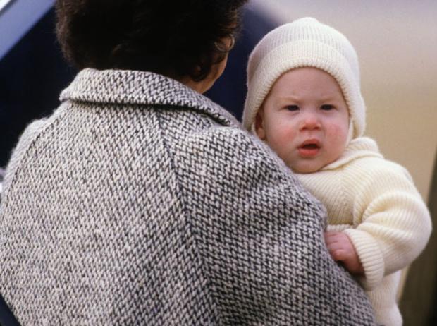 Фото №10 - Угадай кто: на кого больше похожа принцесса Шарлотта