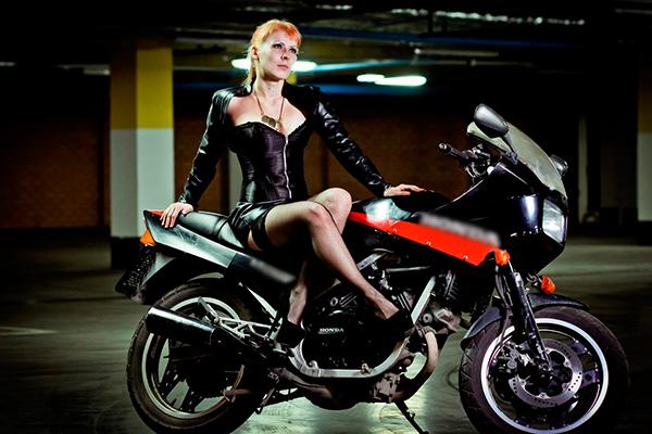 Фото №39 - Байкеры Ульяновска: 15 признаний в любви мотоциклу