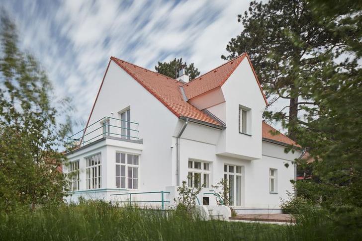 Фото №2 - Дом начала XX века под Прагой