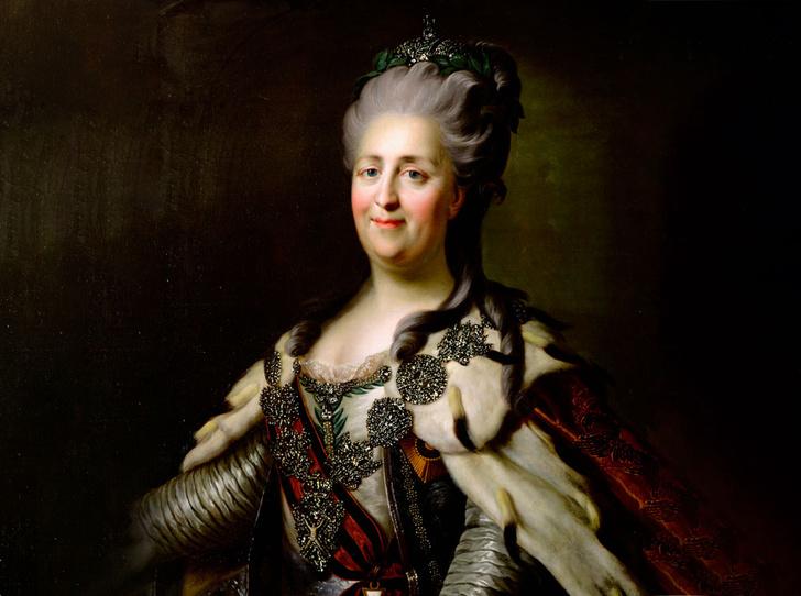 Фото №1 - Бриллианты и власть: как Екатерина II использовала украшения для демонстрации своей силы