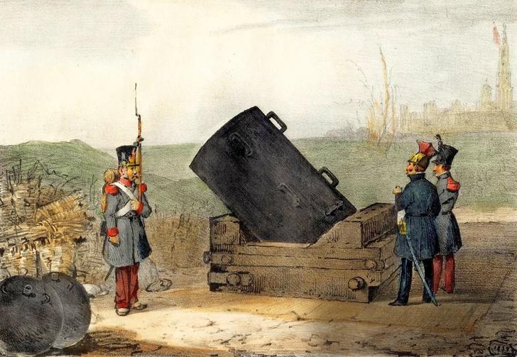 Фото №2 - Битва брони и снаряда: как Российская империя вступила в первую в мире гонку вооружения в 1861 году