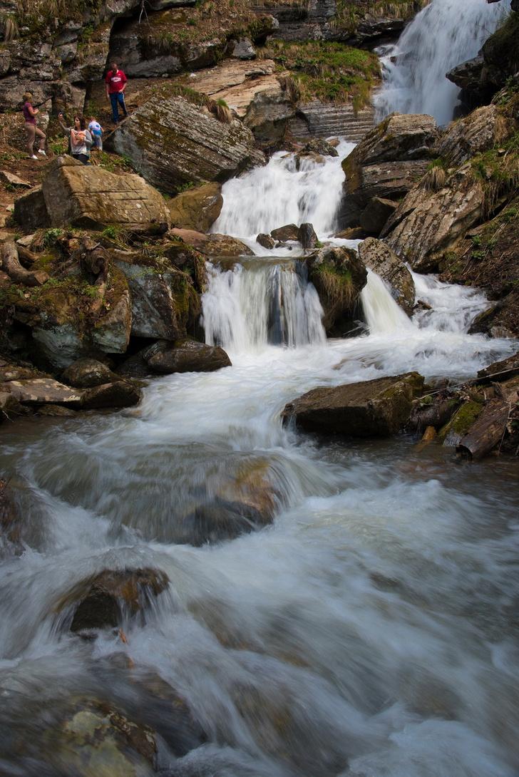 Фото №3 - История водопадов «Менделиха»