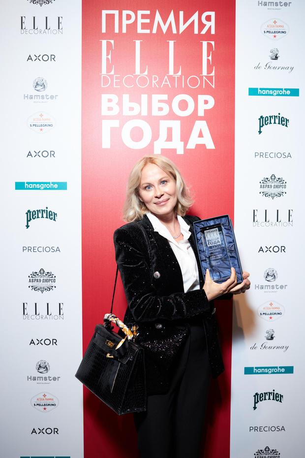 Фото №11 - VII церемония награждения победителей Премии ELLE DECORATION «Выбор года»