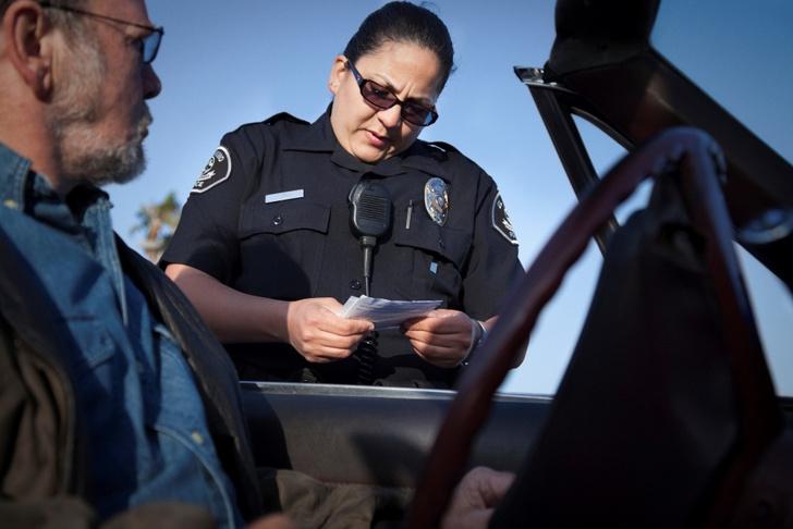 Фото №2 - На дорогах все спокойно: 7 фактов о дорожных полицейских разных стран мира