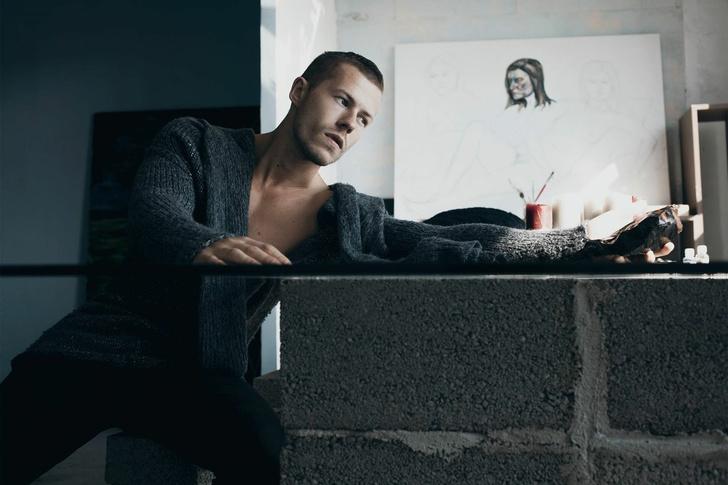 Фото №1 - Художник Григорий Масленников создаст арт-объект для ЖК «Архитектор»