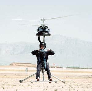 Фото №1 - Вертолет Леонардо да Винчи идет на взлет