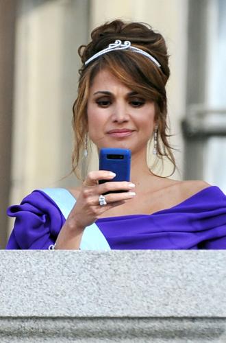 Фото №34 - Самые забавные моменты на королевских свадьбах (истории в фотографиях)
