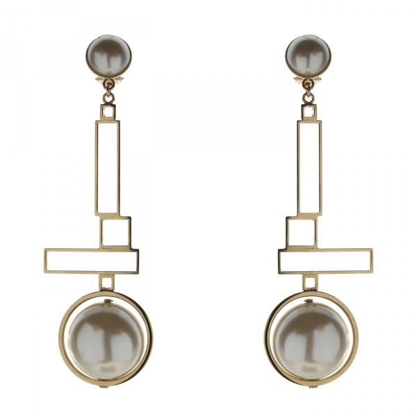 Серьги Crystalline Jewelry, magiadigamma.ru