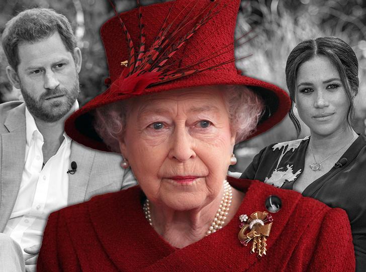 Фото №1 - Неизбежные последствия: чем интервью Гарри и Меган грозит британской монархии