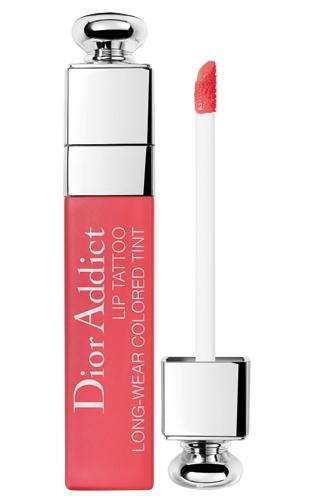 Фото №4 - Уроки татуажа, или что может новая губная помада Addict Lip Tattoo от Dior