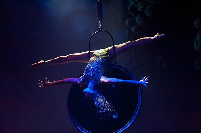 Фото №2 - Театрально-цирковое шоу  «Человек-амфибия»