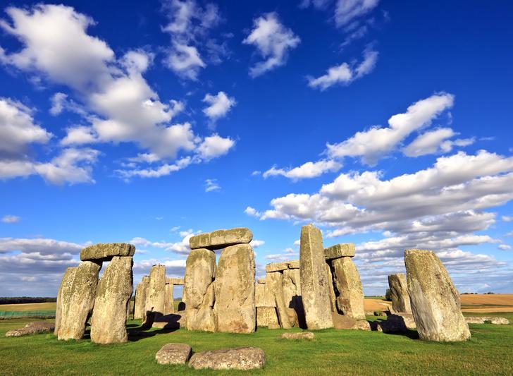Фото №1 - В Великобритании обнаружили руины деревянной копии Стоунхенджа