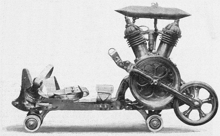Фото №8 - 8 гениальных изобретений своего времени, которые сейчас выглядят нелепо