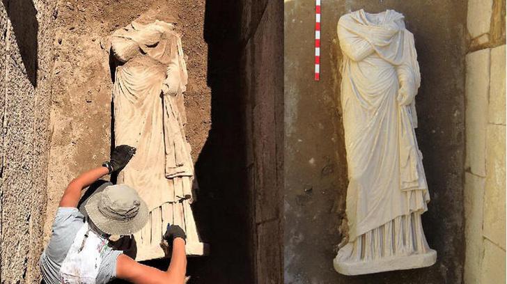 Фото №1 - Археологи рассказали о новой находке в древней Патаре