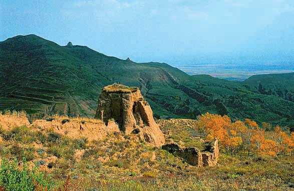 Фото №2 - Стена Чингисхана была частью Китая