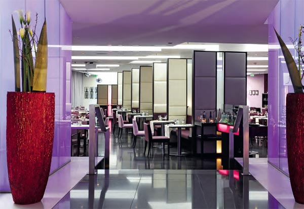 Фото №1 - Завтрак в ресторане Shambala при отеле Le Meridien. Вена