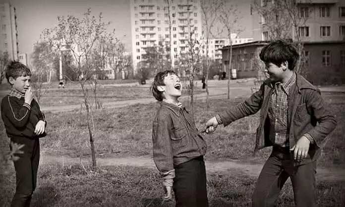 Фото №5 - Топ-10 экстремальных развлечений из советского детства