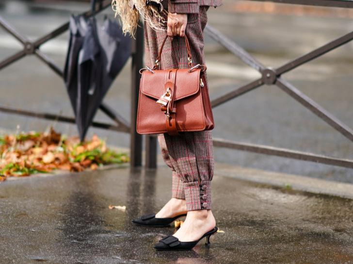 Фото №1 - Лоферы, мюли и другие виды самой удобной обуви для девушек