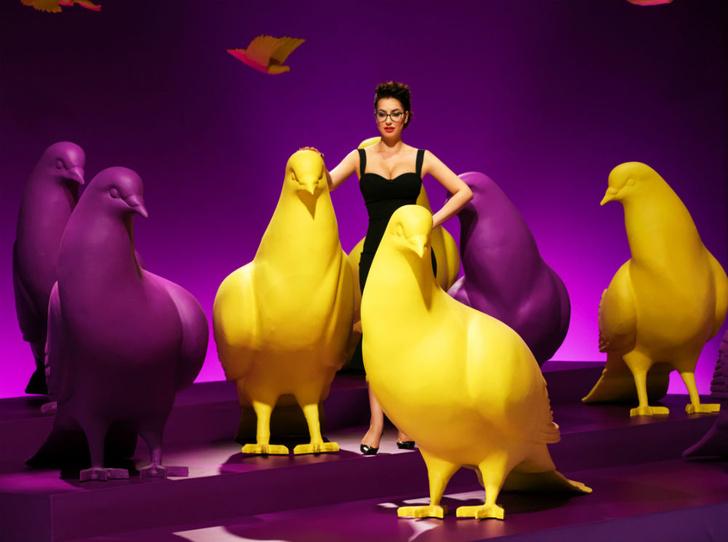 Фото №1 - Катя Гершуни в новом fashion-шоу на СТС Love