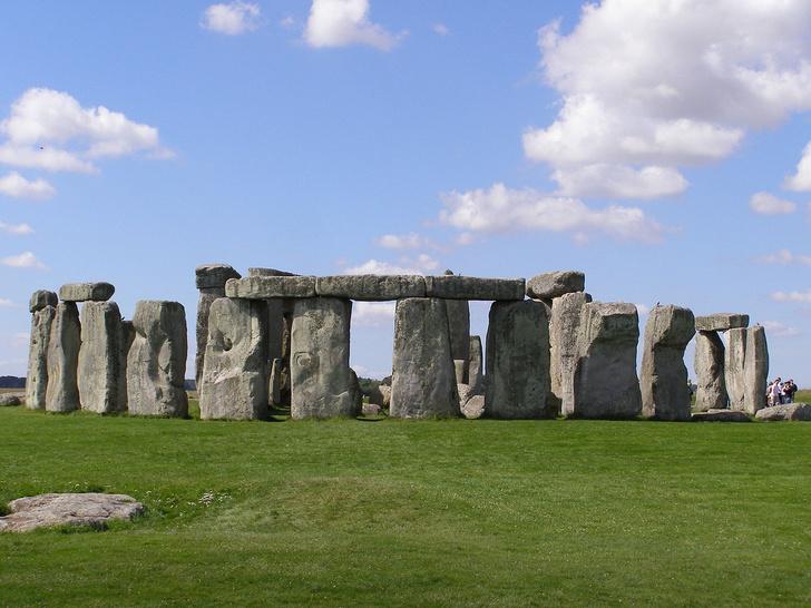 Фото №1 - Как перемещали огромные камни Стоунхенджа