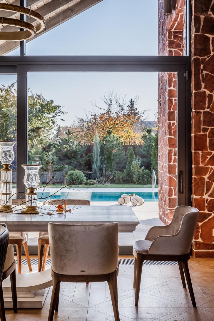 Фото №7 - Светлый дом с бассейном для большой семьи