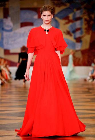 Фото №5 - Единороги в СССР: Ulyana Sergeenko Couture FW18