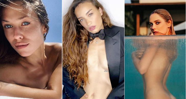 Фото №1 - «Вестник 100 самых сексуальных женщин страны»: cкучающая Виктория Дайнеко, солнечная Анна Кастерова и подводная Ната Рудова