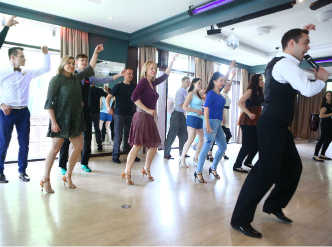 Фото №2 - Летняя школа танцев Marie Claire и GallaDance
