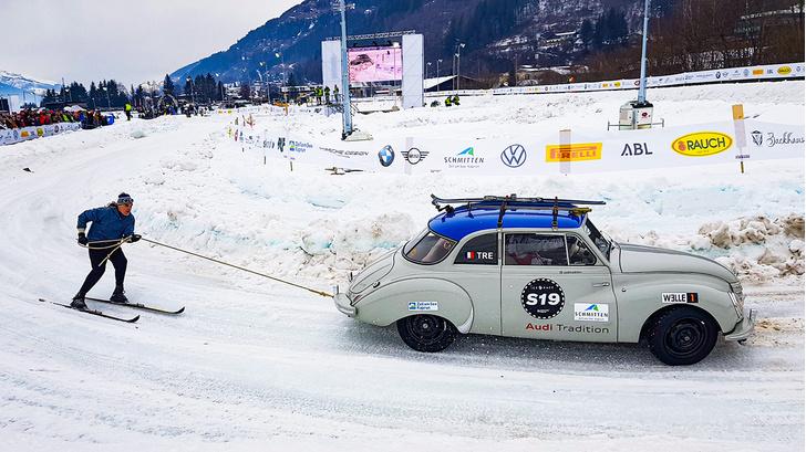 Фото №4 - GP Ice Race: пробуждение от зимней спячки