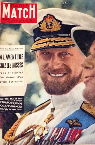 Фото №3 - Королевское сходство: принц Гарри и дедушка Филипп, герцог Эдинбургский