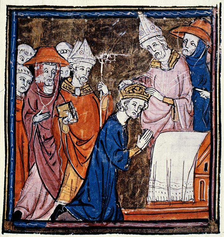 Фото №2 - 1220 лет назад... Карл Великий стал императором Запада