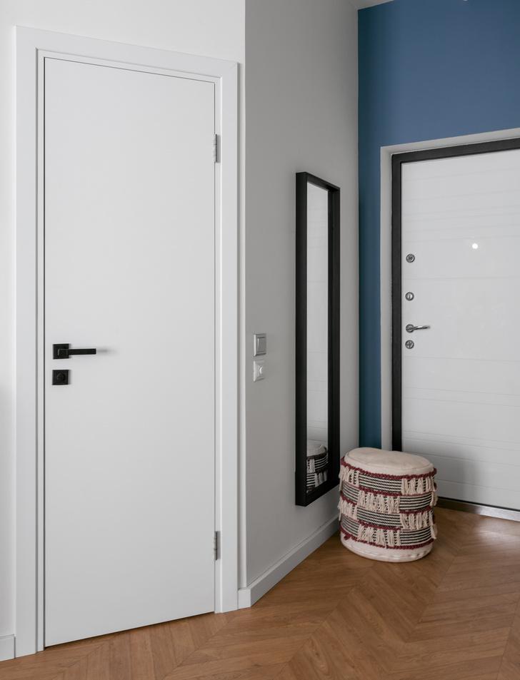 Фото №13 - Яркая квартира 30 м² для молодой пары, работающей из дома
