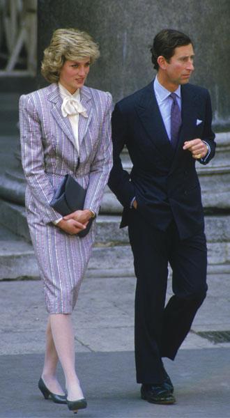 Фото №3 - Как принцесса Диана носила цветные колготки