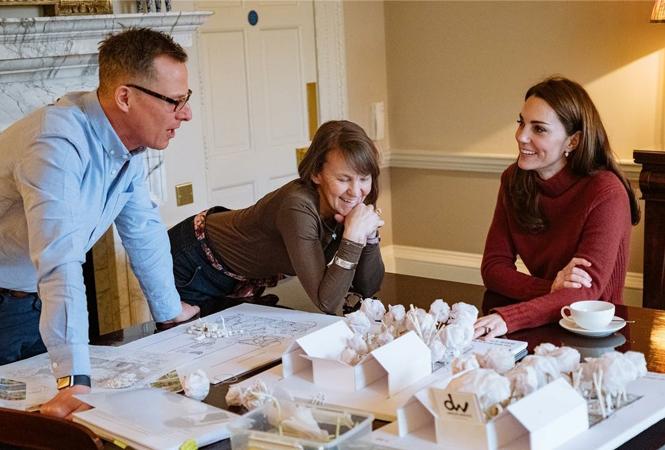 Фото №2 - Как Меган не позволяют затмить новый проект герцогини Кейт