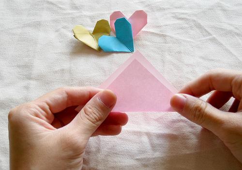 Фото №1 - Мастер-класс: Как сделать валентинку на 14 февраля