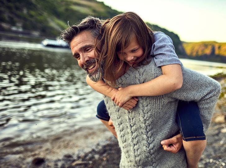 Фото №1 - Отцовский инстинкт: как его пробудить и почему это важно